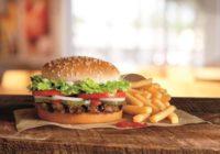 Реклама бургера на иностранном языке показалась УФАС оскорбительной