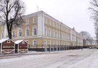 В Смоленске эвакуировали гимназию имени Пржевальского