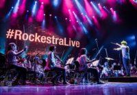 «RockestraLive» выступит в Смоленске