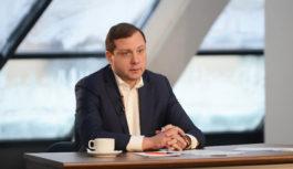 Ежегодная пресс-конференция Алексея Островского. Прямая трансляция