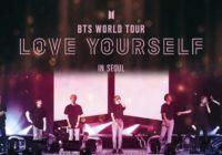 В Смоленске покажут концерт популярной южнокорейской группы «BTS»