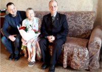 Жительница Смоленска празднует 90-летний юбилей
