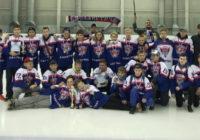 Хоккеисты из Смоленска заняли второе место на турнире в Белоруссии
