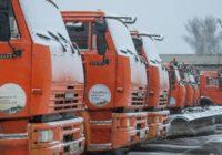 За выходные в Смоленске ликвидировали последствия снегопадов