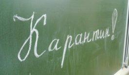 В школах Смоленска объявлен карантин