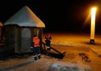 На Крещение в Смоленской области искупались более 13 тысяч человек