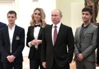 Начинающая бизнесвумен из Гагарина встретилась с президентом России