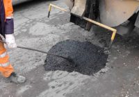 В Смоленске продолжат ремонтировать дорожное полотно