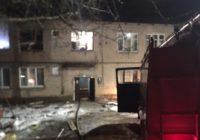 Взрыв бытового газа произошел в многоквартирном доме в Ярцевском районе