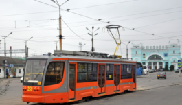 В Смоленске изменился маршрут трамвая №4