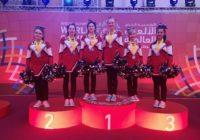Смоленские чирлидерши взяли «золото» на Специальных Олимпийских играх