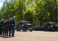 Смоленск готовится к празднованию Дня Победы