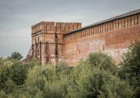 В Смоленске приступили к проекту реставрации Крепостной стены