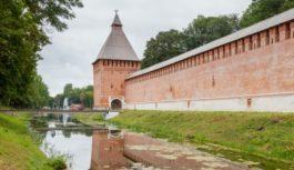 Общероссийский субботник затронет Смоленскую крепость