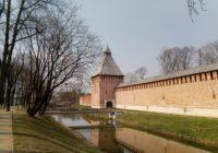 На реставрацию Смоленской крепостной стены выделят более миллиарда рублей
