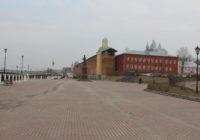 В Смоленске обустроят набережную и прилегающие к ней улицы