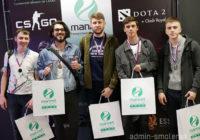 В Смоленске прошёл гранд-финал областного чемпионата по компьютерному спорту