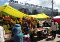 Мэр Смоленска запретил ярмарочную торговлю на пешеходной улице