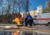 В Смоленске состоялась акция «Священный долг. Вечная память»