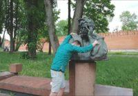 #МойПушкин. Артём Разыграев