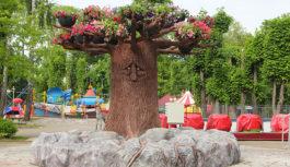 В главном парке Смоленска появился новый арт-объект