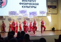 В Смоленске прошло открытие XXII Всероссийского Фестиваля студентов вузов физической культуры