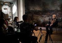 В Смоленске прошли съёмки документального фильма о ветеранах