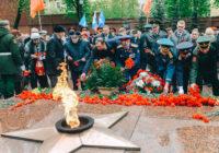 В Смоленске прошёл митинг, посвящённый Дню Великой Победы