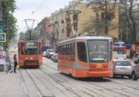 С 27 мая Смоленске будет временно изменено движение трамваев