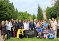 В Смоленске высадили памятные ивы