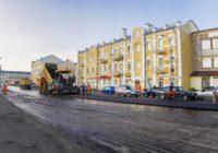 В Смоленске продолжится масштабный ремонт дорог, а также пройдёт уборка улиц
