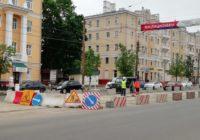 Ремонт трамвайных путей в Смоленске планируют проводить ускоренными темпами