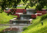 В центре Смоленске вновь заработают водяной каскад и фонтан