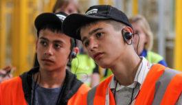 Более 90 старшеклассников посетили производственные экскурсии в Гагаринском районе