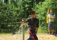 Смоленские казаки посоревнуются в искусстве рубки шашкой