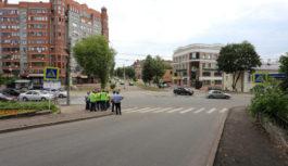 В Смоленске появится новый светофор
