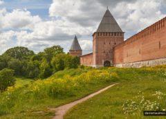 В Смоленске разрабатываются проекты использования Крепостной стены