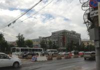 В Смоленске на проспекте Гагарина введут новые ограничения для транспорта