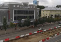 Трамваи по проспекту Гагарина пойдут не раньше осени