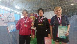 Жительница Угры стала чемпионкой Европы по настольному теннису