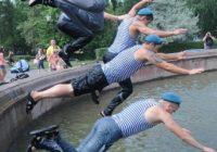 Ждать ли «заплывов» десантников в фонтанах на 2 августа?