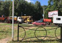Аварийные бригады Смоленска ликвидируют утечку воды