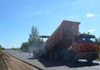 В Смоленской области проходит ремонт семи региональных дорог