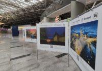 Во Внуково продлили выставку с фотографиями Смоленской области
