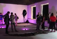 В Смоленске открылась выставка московского художника Славы Нестерова