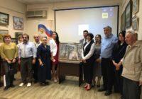 Картину художника из Вязьмы покажут в 53 странах