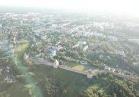 В генеральном плане Смоленска будут отражены зелёные рекреационные зоны