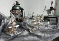 В Смоленске открылась персональная выставка Александра Ларюцкого
