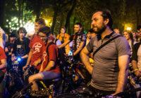 В Смоленске проходит подготовка к ночному велопараду