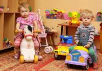 В смоленских детсадах станет больше ясельных групп